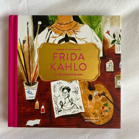 Frida Kahlo Coffee Table Book